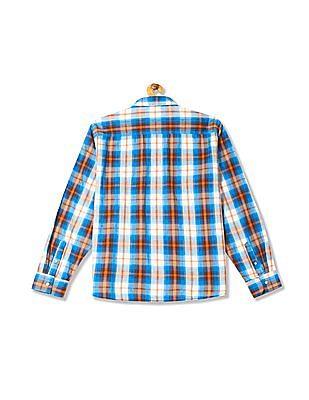 Flying Machine Regular Fit Cotton Shirt