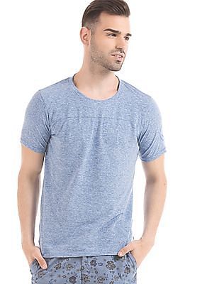 Cherokee Panelled Slim Fit T-Shirt