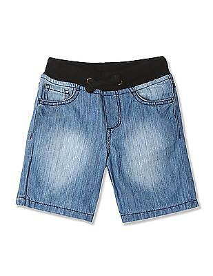 FM Boys Boys Drawstring Waist Shorts