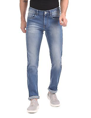 Flying Machine Low Rise Jackson Skinny Fit Jeans