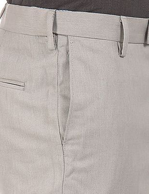 Arrow Tapered Fit Autoflex Waist Trousers