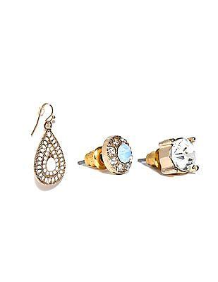 Aeropostale Earrings - Set of 3