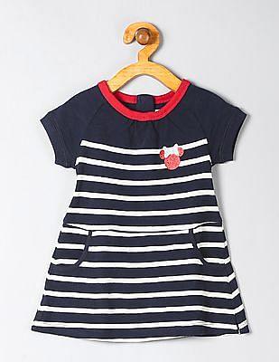 GAP Baby Striped Knit Dress