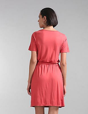 GAP Drawstring Waist Dress
