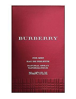 BURBERRY Men's Classic Eau De Toilette