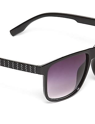 SUGR Square Frame Gradient Sunglasses