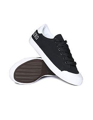 Aeropostale Contrast Sole Canvas Sneakers