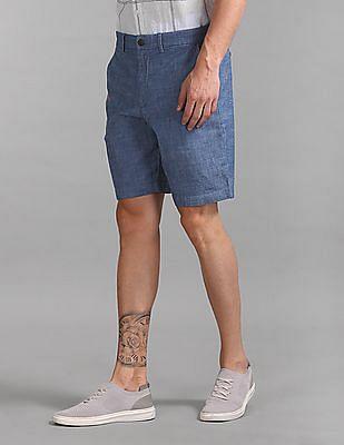 GAP Vintage Print Shorts With GapFlex
