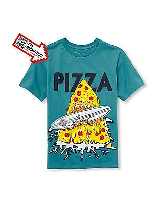 The Children's Place Boys Short Sleeve Graphic Tee