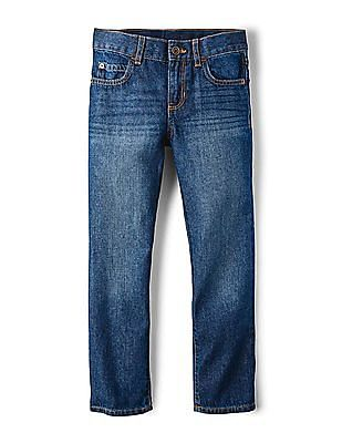 The Children's Place Boys Straight Fit Jeans