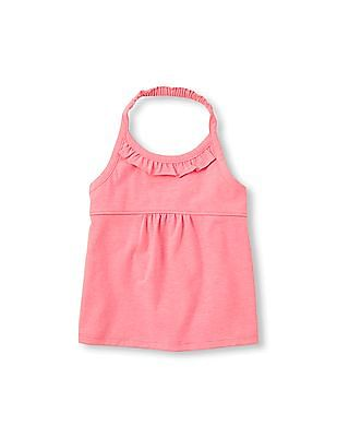 The Children's Place Toddler Girl Neon Halter Top