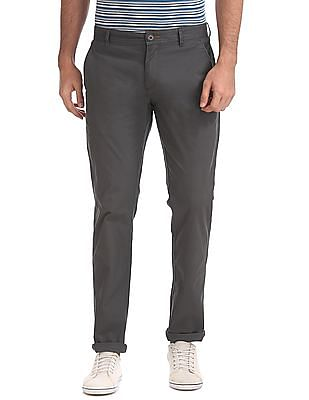 Ruggers Regular Fit Cotton-Stretch Trousers