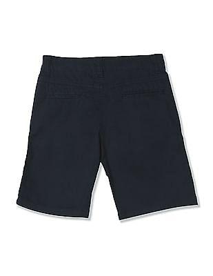 Cherokee Boys Solid Twill Shorts