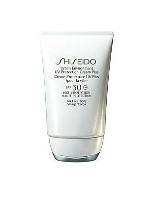 SHISEIDO Urban Environment UV Protection Cream Plus SPF 50