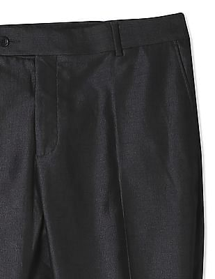 Arrow Newyork Zero Calorie Slim Fit Patterned Suit