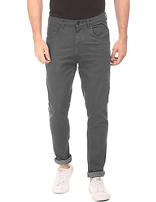Cherokee Dark Wash Tapered Fit Jeans