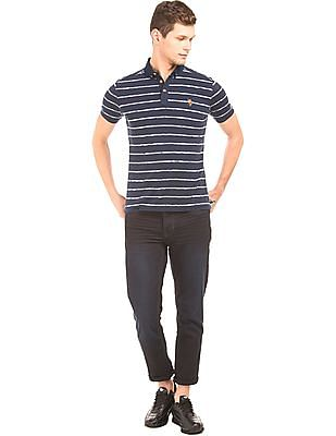 U.S. Polo Assn. Denim Co. Rinse Wash Slim Fit Jeans