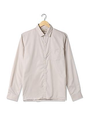 Excalibur Long Sleeve Cotton Shirt