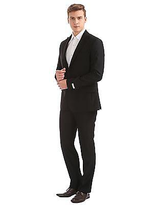 Arvind Peak Lapel Collar Single Breasted Suit