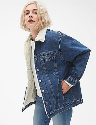 GAP Oversized Icon Jacket