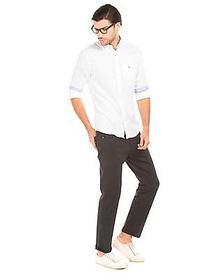 Gant Oxford Weave Solid Shirt