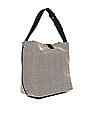 U.S. Polo Assn. Women Adjustable Strap Patterned Tote Bag