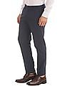 U.S. Polo Assn. Slim Fit Flat Front Trousers