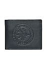 U.S. Polo Assn. Debossed Leather Wallet
