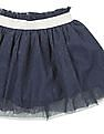Cherokee Girls Shimmer Tulle Flared Skirt