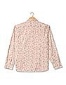 Bayisland Regular Fit Floral Printed Shirt