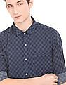 Ruggers Patterned Cotton Shirt