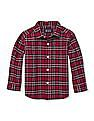 The Children's Place Baby Oxford Plaid Shirt