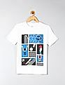 GAP Boys Printed Crew Neck Tee