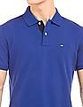 Arrow Sports Cotton Pique HeiQ Sun Block Polo Shirt