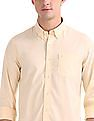Arrow Sports Slim Fit Button Down Collar Shirt