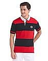 U.S. Polo Assn. Regular Fit Stripe Polo Shirt