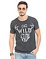 Ed Hardy Washed Regular Fit T-Shirt