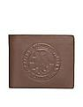 U.S. Polo Assn. Textured Bi-Fold Wallet