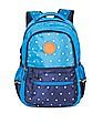 U.S. Polo Assn. Kids Boys Star Printed Backpack