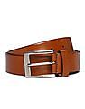 U.S. Polo Assn. Tang Clasp Leather Belt