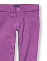 The Children's Place Girls Solid Woven Jeggings