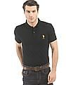 U.S. Polo Assn. Slim Fit Pique Polo Shirt