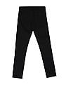 The Children's Place Girls Black Super Skinny Jeans