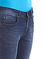 Colt Blue Skinny Fit Low Waist Jeans