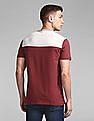GAP Vintage Slub Jersey Colorblock T-Shirt